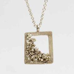 Rachel Jones - Necklace - Speckle Frame Rachel Jones, Pendant Necklace, Jewellery, Frame, Artist, Picture Frame, Jewels, Schmuck, Artists