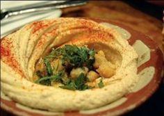 Μία πρόταση για όσοι κάνουν νηστεία.  Χούμους (humus).