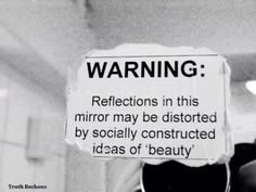 You don't say! Society is so stupid, we have to look like Barbies now to fit in. Sorry, but I'll continue to go au natural.