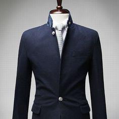 Dotted Collar English Gentlemen Blazer | URBANE CONVICTION English Gentleman, Alpha Male, Blazer, Jackets, Shopping, Fashion, Down Jackets, Moda, Blazers