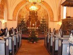 Christmas in Denmark.