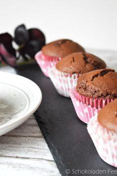 Schokoladen Muffins / Chocolate Muffins || Weil Muffins Einfach Immer Gehen. | SchokoladenFee
