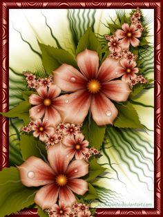 Silk petals by Liuanta on DeviantArt