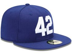 NEW ERA x MLB「Brooklyn Dodgers American Legend Collection 42」59Fifty Fitted Baseball Cap | Strictly Fitteds