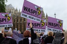 THE WASPIs deserve congratulations and admiration. Victorious, Congratulations, Wellness, Age, Women