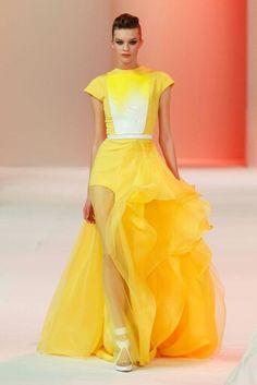 Stephane Rolland Spring/Summer 2014 Haute Couture - Parigi