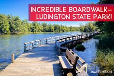Best Things to do at Ludington State Park: Hiking, Camping and Kayaking! . Rent Kayaks or Watercraft at Ludington State Park. Check out the beach and boardwalk . Best State Park in Michigan, perfect for kayaking, camping, bird watching, hiking and sight seeing! . . #ludingtonmichigan #ludingtonmichiganthingstodo #ludingtonstatepark #ludington #ludingtonstateparkmichigan #ludingtonmi #michiganstateparks #michiganboardwalks Ludington Michigan, Ludington State Park, Michigan State Parks, Michigan Travel, Things To Do, Good Things, Kayaks, Water Crafts, Go Camping