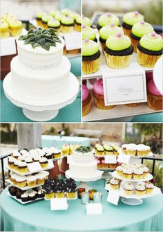 wedding cupcakes- I want either cupcakes or cakepops for the guests...I never like wedding cake.