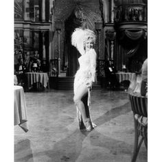 ThereS No Business Like Show Business Marilyn Monroe 1954 20Th Century Fox Tm & Copyright Courtesy Everett Collection Photo Print