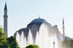 #Finnmatkat Istanbul on mosaiikkien kaupunki