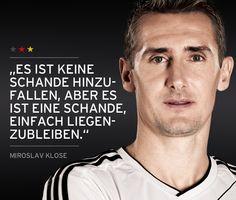 DFB - Die Nationalmannschaft • Das Team - Sturm - Miroslav Klose