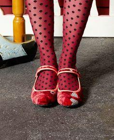 Los zapatos de otro color