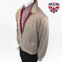 Harrington Jacket by Warrior Clothing- ROLLING STONE