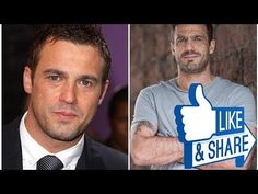 Who is jamie lomas? im a celebrity 2017 jungle member and hollyoaks actor who was once married to