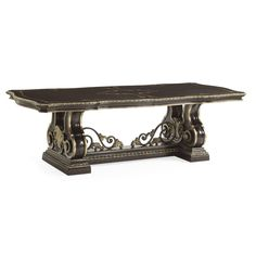 Shop Caracole Furniture from Schnadig at Carolina Rustica Table, Rectangular, Furniture, High End Furniture Stores, Caracole Furniture, Dining Room Cabinet, Dining, Dining Table, Entryway Tables