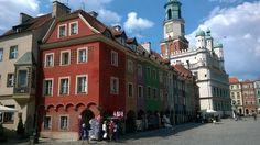 Domki budnicze w Poznaniu Poznań