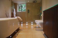 Bathroom Floor Lighting
