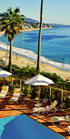 #Jetsetter Daily Moment of Zen: Inn at Laguna Beach in Laguna Beach, #California