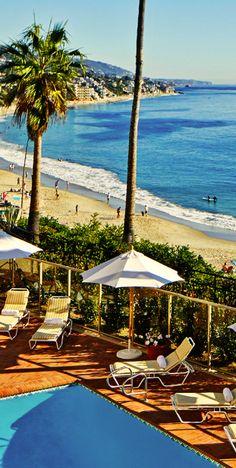 #Jetsetter Daily Moment of Zen: Inn at Laguna Beach in Laguna Beach, #California