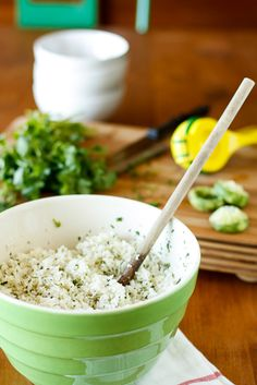 Coconut Milk Rice -- my favorite way to serve this coconut milk rice is with a little lime and cilantro stirred in, a perfect easy weeknight side dish!
