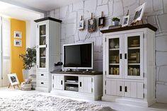 Provensálsky   nábytok GOMERA. Štýlový vidiecky provensálsky sektorový nábytok do   obývačky a jedálne. Masívny rustikálny nábytok v provensálskom