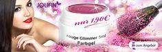 Jolifin UV-Farbgel rouge Glimmer Limited Edition www.GDN.de #Nageldesign #Nailart #Nagelmodellage