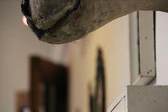 """Hoy Martes 10 de Septiembre les atendemos de las 10am hasta las 6pm. """"Botiquin de maravillas"""" - 2013 - instalación (detalle)- Jimmy Spinosa P"""