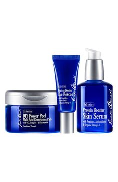 Jack Black 'Defensive Line RxSeries' Anti-Aging Set.  This is a great skincare line for men.  Noticed a big difference in my hubby's skin since he started using it.  Definitely gets two thumbs up.