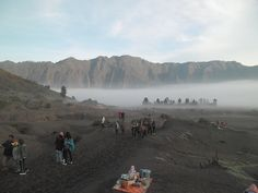 2 years ago. Bromo MT, East Java, #indonesia.