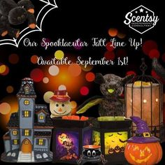 Who's ready for 9/1? New catalog and harvest collection starts!! http://jennyhermel5.scentsy.us