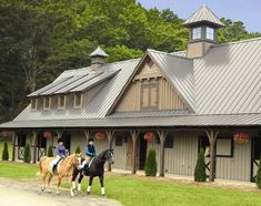 Bright's Creek Equestrian Center in Western NC... i want this barn!!