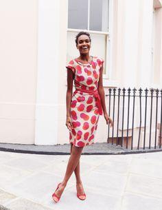 Boden Spring 2014: Putney Dress