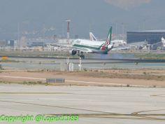 A321 de Alitalia