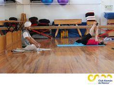 EL MEJOR CLUB DEPORTIVO DE MÉXICO En el Club Alemán de México nos gusta contribuir al bienestar de nuestros miembros y de sus familias, es por eso que te invitamos a participar en nuestras clases de yoga, mediante las cuales, podrás reducir el estrés y sentirte mejor física y anímicamente. Te invitamos a ponerte en contacto con nosotros al 5641-6000 para brindarte información sobre cómo pertenecer al mejor Club Deportivo de México.#elmejorclubdeportivodemexico