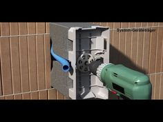 System-Geräteträger - YouTube Exterior, Youtube, Outdoor Rooms, Youtubers, Youtube Movies