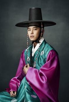 한복 Hanbok for him / Traditional Korean clothes