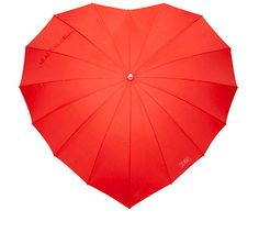 Heart Umbrella Out of Place on #thecoolhuntingmag #tchmag #thecoolhunter #coolhunting #matteosormani #love #red