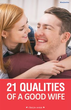 21 Qualities Of A Good Wife