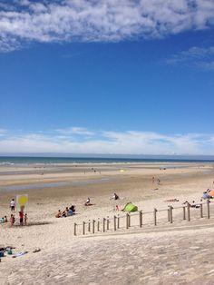 Hardelot beach, Pas de Calais