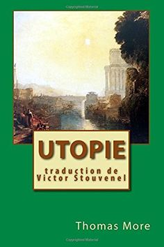 Utopie: traduction de Victor Stouvenel…