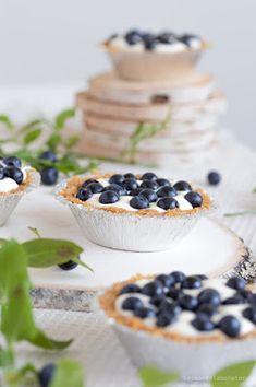 Mustikkakupposet Cereal, Baking, Breakfast, Food, Morning Coffee, Bakken, Essen, Meals, Backen