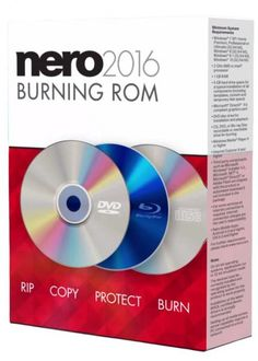 Nero Burning Rom 2016 with Crack Patch & also it contain 100% working serial key which can stop viruses to attack on you files that are burning disc format