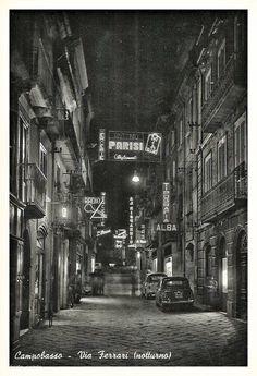 Campobasso (Italy), anni '50