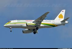 Lao Central Airlines RDPL-34195 Sukhoi Superjet 100-95 aircraft picture