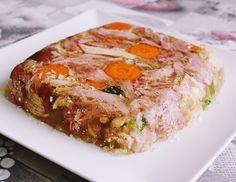 Piftie de porc/ Racituri de porc Polish Recipes, Polish Food, Lasagna, Recipies, Beef, Macarons, Ethnic Recipes, Diy, Recipes