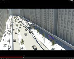 Así serán los taxis de levitación magnética del futuro
