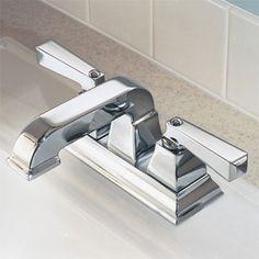 American Standard 2555.201.002 Town Square Lavatory Centerset Faucet - Chrome - Faucet Depot