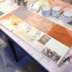 Kommende workshops med Chalk Paint ™