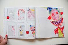 Como transformar os desenhos das crianças em memórias inesquecíveis