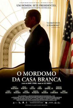 """""""O Mordomo da Casa Branca"""" ganha cartaz nacional http://cinemabh.com/imagens/o-mordomo-da-casa-branca-ganha-cartaz-nacional"""